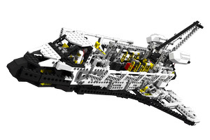 lego space shuttle alt bauanleitung - photo #29