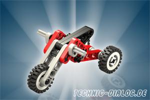 Lego technic alles ber lego technic modelle und mehr for Honda motor lego kits